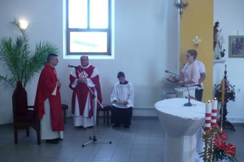 Odpustová slávnosť 14.09.2019Rímskokatolícky farský úrad Duplín
