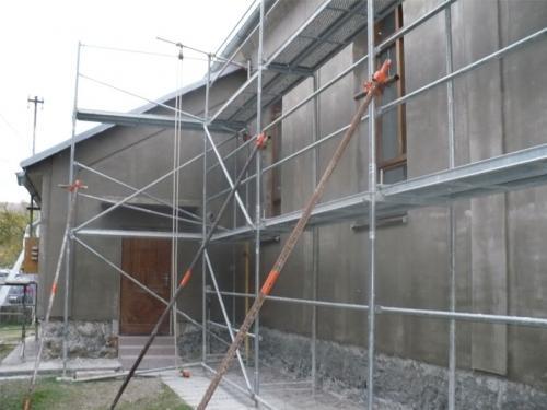 Rekonstrukcia fasady 10