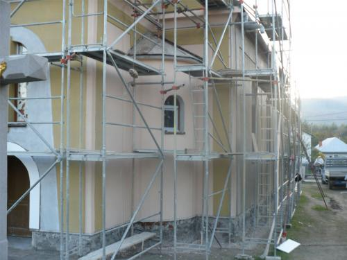 Rekonstrukcia fasady 16