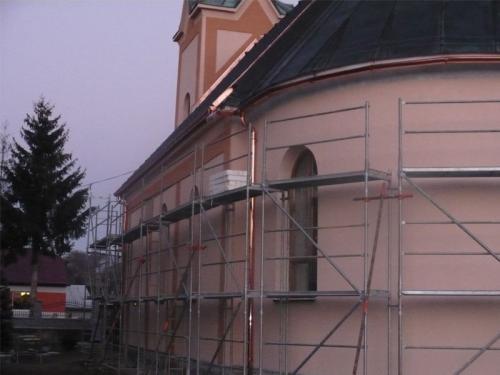 Rekonstrukcia fasady 18