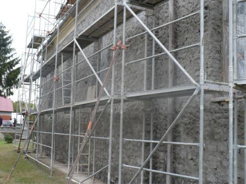 Rekonstrukcia fasady 2