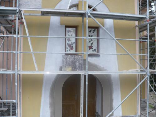 Rekonstrukcia fasady 8