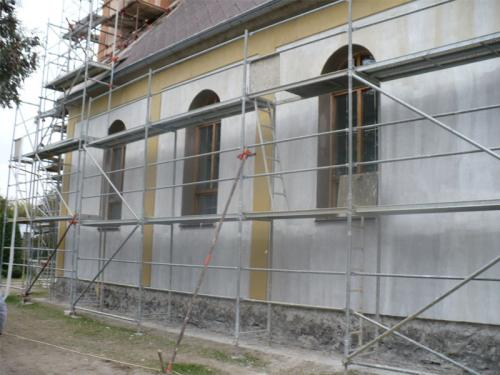 Rekonstrukcia fasady 9