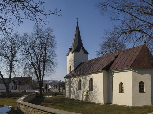 Kostol Stročín