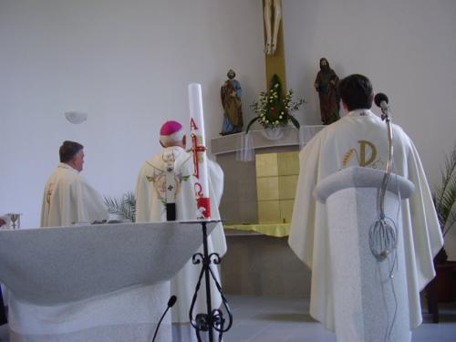 Vysviacka kostola Duplin 5
